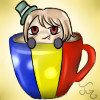 Hetalia Cup Icon~ Romania by Nuit-Luna