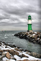 Lighthouse - Storm by Katerianer