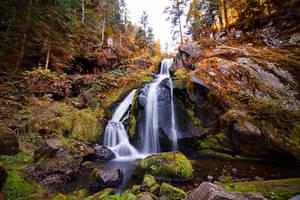 Triberg Waterfalls-2ed edited by Katerianer