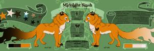 Ref-Sheet: Midnight Slash