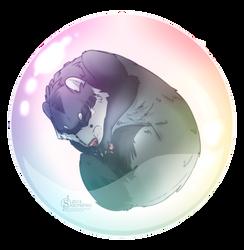 Bubble sleep