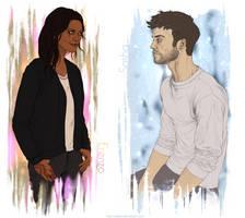 Erenzo and Sasha by Hax-Makina