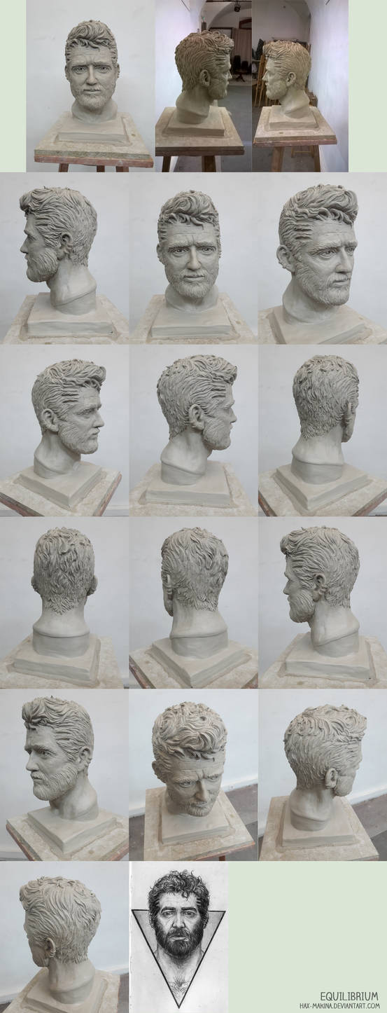 Equilibrium [clay modeling]