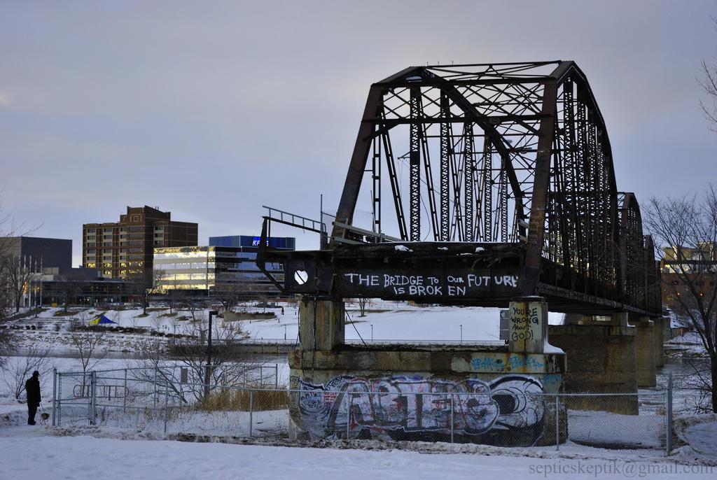 The Bridge to Our Future is Broken by SepticSkeptik
