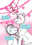 YCH AUCTION - Happy Heart and Hooves Day