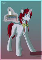 Time for work by RISTERDUS