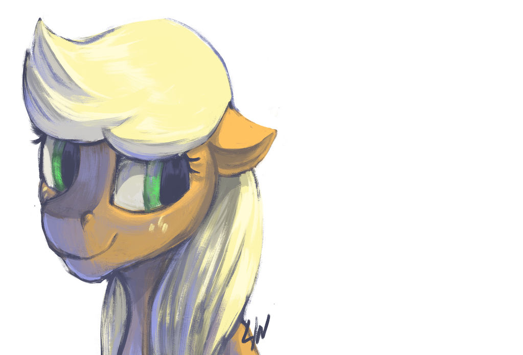 Applejack by RISTERDUS