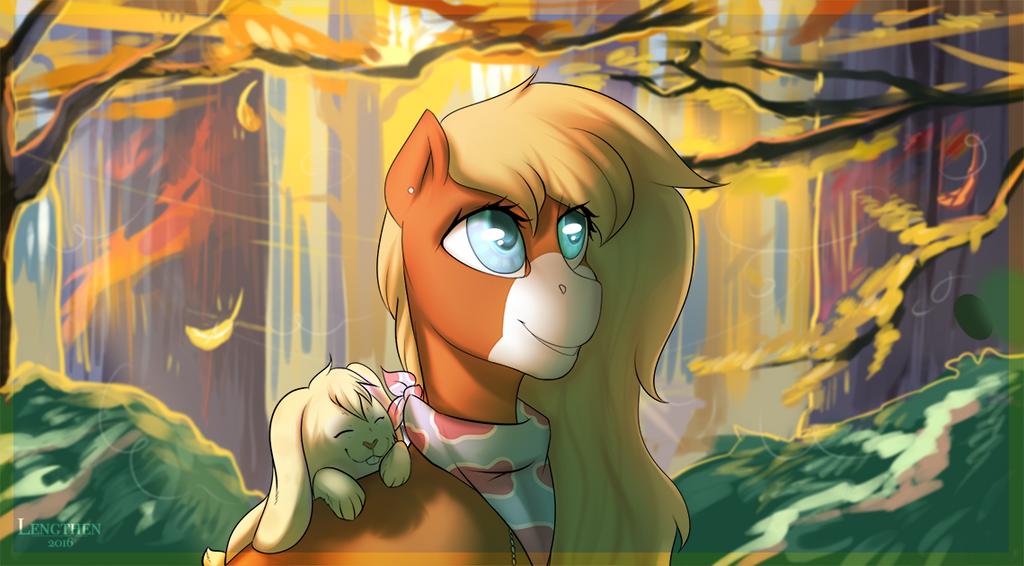 Autumn walk by RISTERDUS