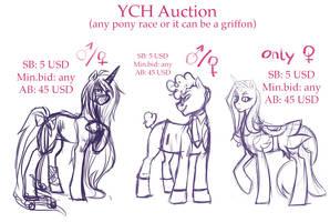 YCH Auction fullbody [sb 5 usd] by RISTERDUS