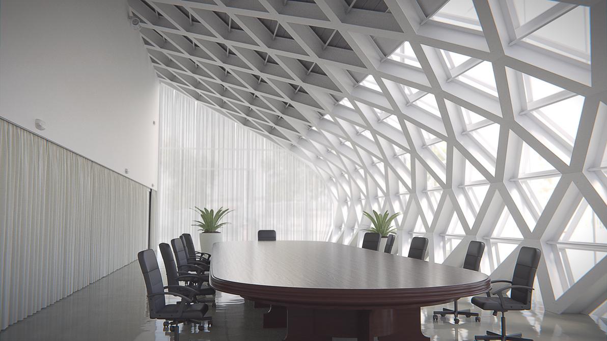 Conference Room by obi1knobi