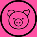 Cute Piggy by loolai
