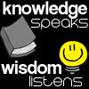 Knowledge and Wisdom by loolai