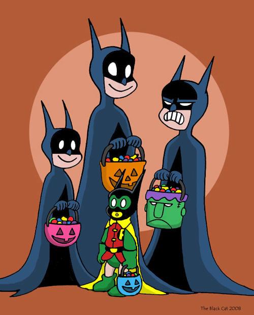 Happy Halloween by The-BlackCat