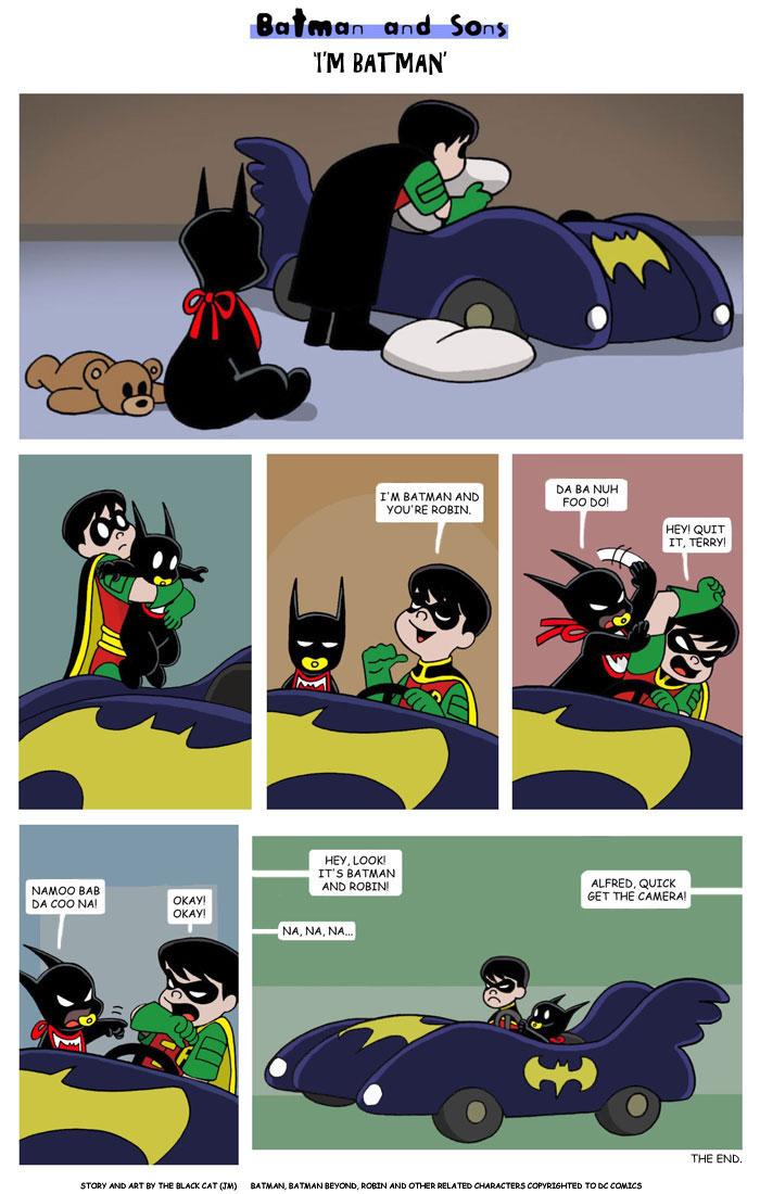 I'm Batman by The-BlackCat