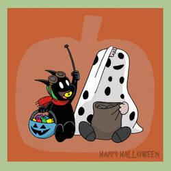 Good Grief Happy Halloween