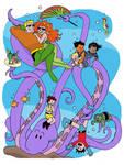 The Aqua Family