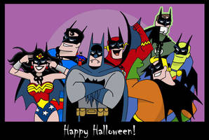 A Justice Halloween