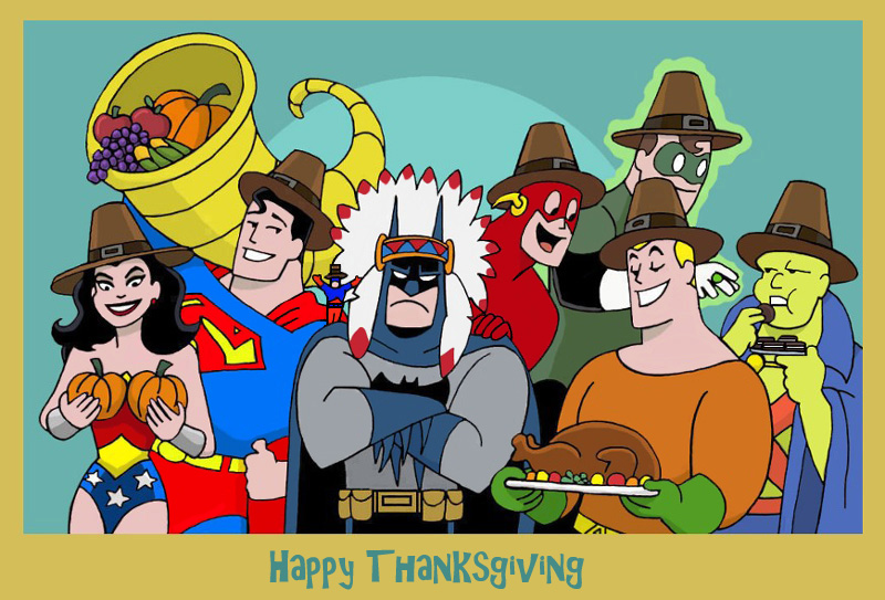 A Justice Thanksgiving
