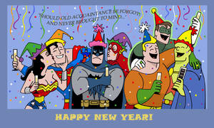 A Justice New Year