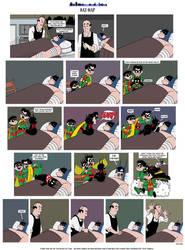 Bat-Nap by The-BlackCat