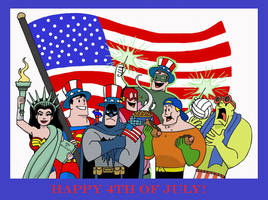 A Justice 4th of July