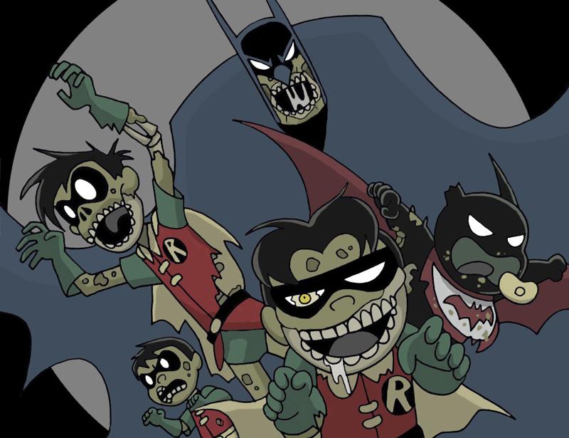 Bat Dead by The-BlackCat