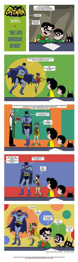 Holy 50th Anniversary, Batman!