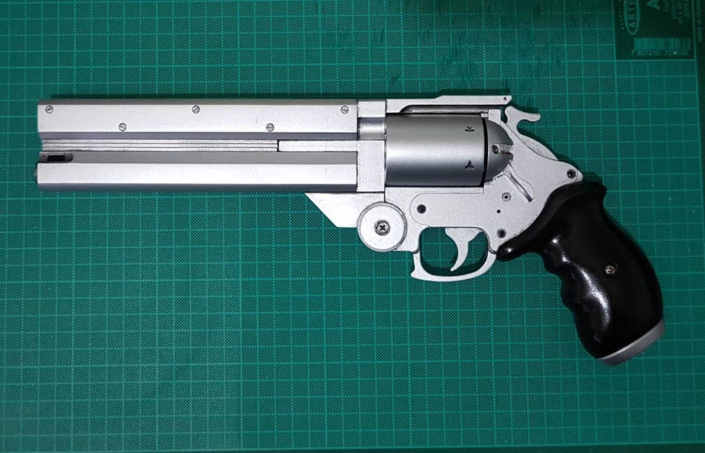 Trigun AGL arms .45 long Colt WIP by ToshiTNE