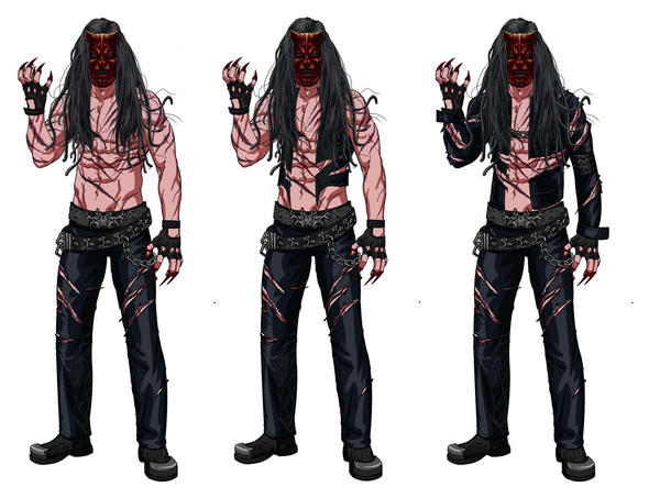 Image result for El Diablo costume