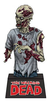 TWD ZOMBE 1 Bust Bank