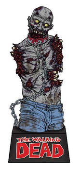 TWD ZOMBIE 2 Bust Bank