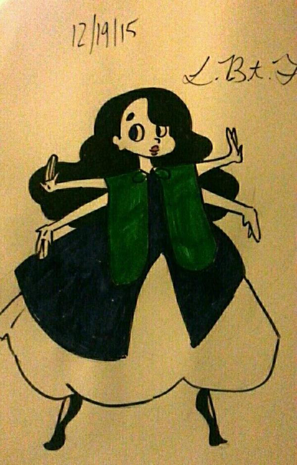 Fusion Girl by AquaBliss