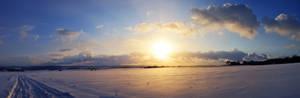 Winter Panorama 1