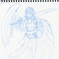 Random Drawing Practice 003