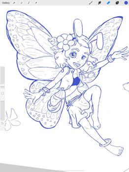 Drawing again ...progress update 2