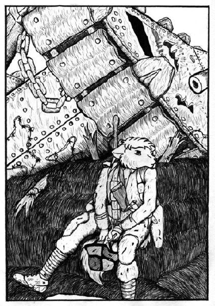 Stormtrooper by pelzig