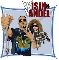 Wisin  y Yandel o'promo by Aquamarin