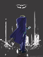 Dark Joker by Aquamarin