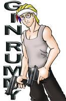 GIN RUMMY by Aquamarin