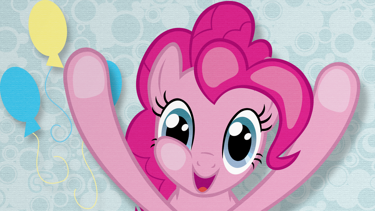 Pinkie Pie Wallpaper for PhantomBadger by Fiftyniner