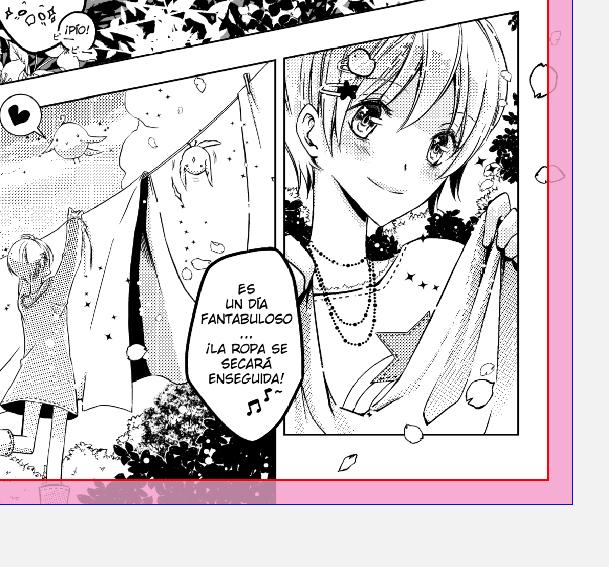 Sangre (1ª Parte) ~☆ | Blog Concurso Manga