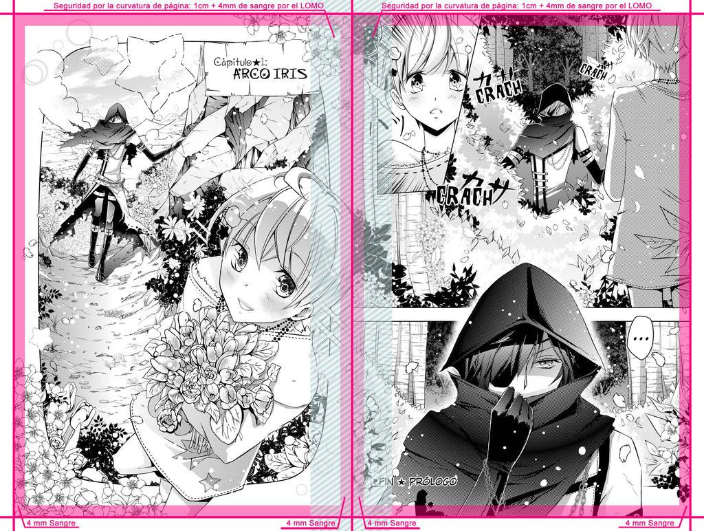 Hagamos nuestra propia plantilla~☆ | Blog Concurso Manga