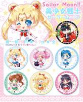 Sailor Moon - Gacha machine