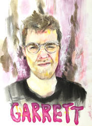 Garrett Watts by deadvalentines17