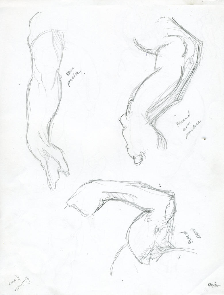 Figure Sketch Arms by DevjKaiser on DeviantArt