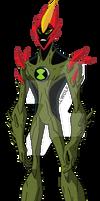 Swampfire (Alien Force/Ultimate Alien)