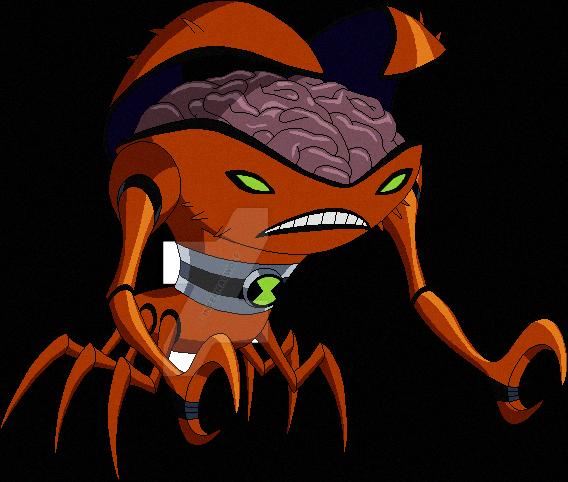 brainstorm alien forceultimate alien brain by