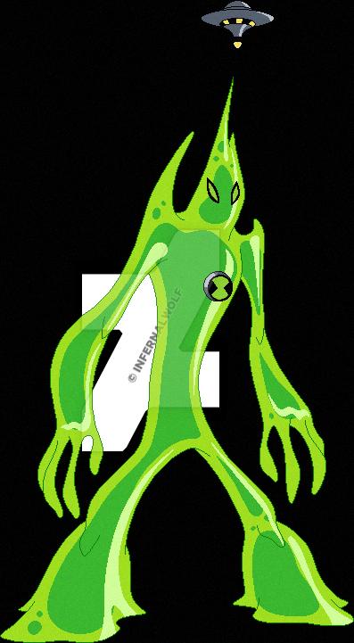 Ben 10 alien force aliens names
