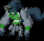 Blitzwolfer (Omniverse) - 16y/o howling