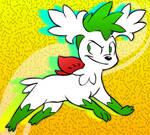 My Favourite Grass Type: Shaymin